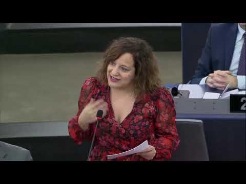 """Iratxe García en el 10 aniversario del Tratado de Lisboa: """"Europa no es la que era hace 10 años"""""""