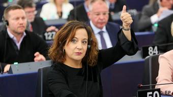Iratxe García Pérez, Mitglied des Europäischen Parlaments