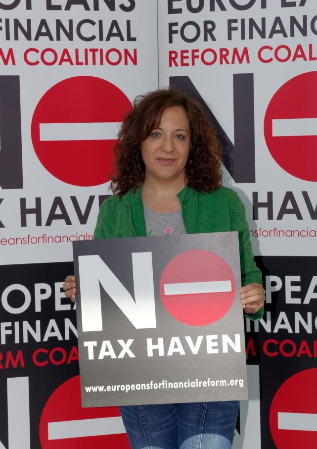 Campaña NO TAX HAVEN