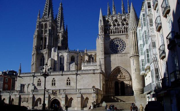 Catedral de Burgos./R.C.